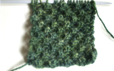 Bramble Stitch